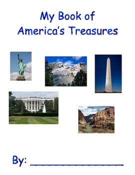 America's Treasures Booklet