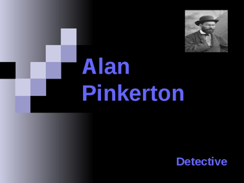 American Civil War - Key Leaders - Union - Alan Pinkerton