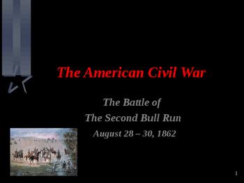 American Civil War - Battle of Second Bull Run