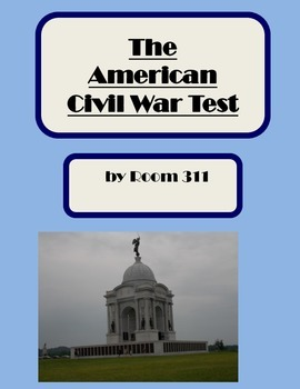 American Civil War Test