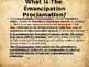 American Civil War - The Emancipation Proclamation