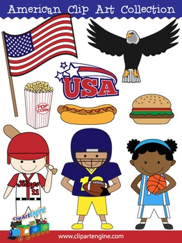 American Clip Art