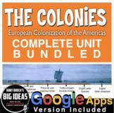 13 Colonies Unit (American Colonies) PowerPoints, Primary