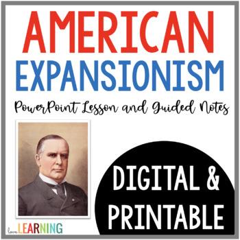 American Expansion - Alaska, Hawaii, and the Spanish-Ameri
