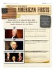 American Firsts: Washington & Adams