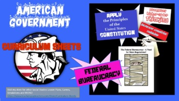 American Government (Bureaucracy) The Iron Triangle Project