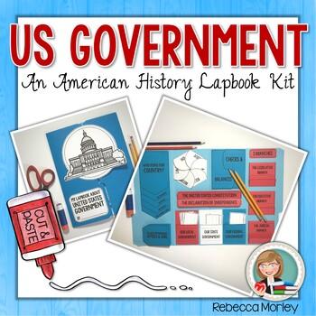 American Government Lapbook Kit