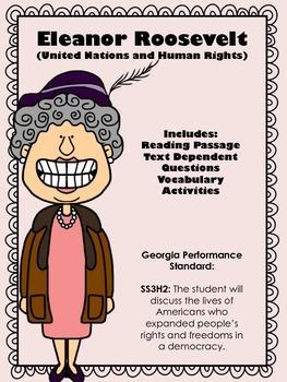 American Hero: Eleanor Roosevelt