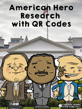 American Hero Research with QR Codes