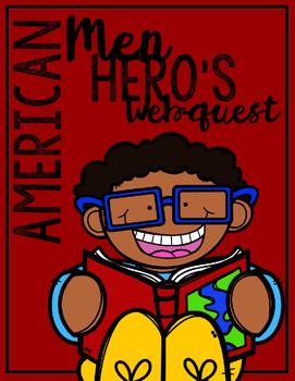 """American Heroes  Men """"Black History"""""""