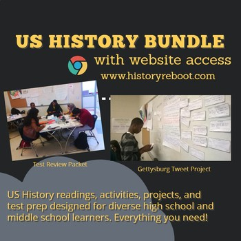 US History Crash Course -- Everything from Revolution to C