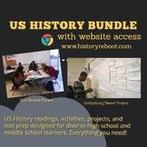 US History Crash Course + World Civilization II access --