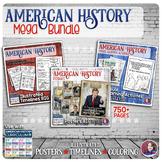American History Growing MEGA-Bundle