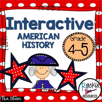 American History INTERACTIVE Game