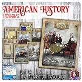American Revolution Posters