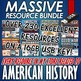 American History Resource Bundle - Every American History