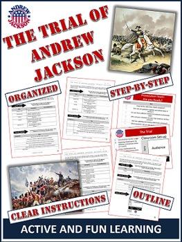 Andrew Jackson - Hero or Villain?  Students Put Andrew Jac