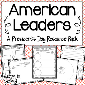 American Leaders: A President's Day Pack