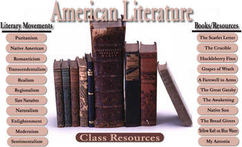 American Literary Period Blog Project