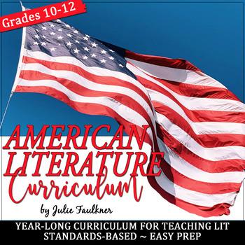 American Literature Curriculum, Full Year