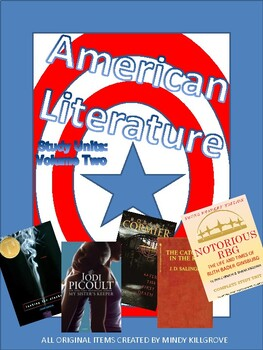 American Literature: Volume Two: A Collection of Novel Stu