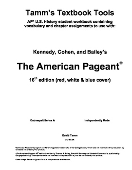 American Pageant 16th edition Ch. 1 and 2 packets