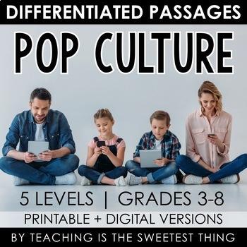 American Pop Culture: Passages