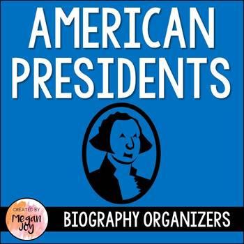 American Presidents Research Organizer Bundle