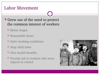 American Reform Movements