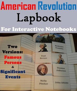 American Revolution Activity: George Washington, Constitution etc