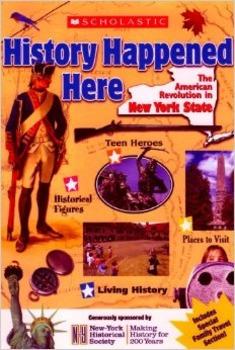 American Revolution Battles of Long Island and Saratoga Reading