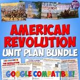 American Revolution Complete Unit Bundle