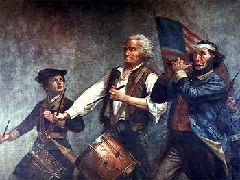 American Revolution Bundle:  2 ppts, DBQ, Puzzles, Test, I