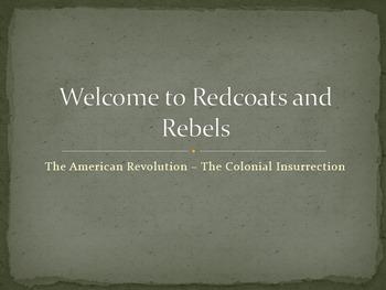 American Revolution - Colonial Insurrection