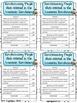 American Revolution Common Core Report with Rubric