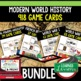 American Revolution Game Cards (World History)