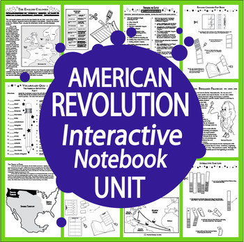 American Revolution~Hard Copy FREE SHIPPING!