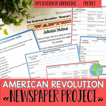 American Revolution Newspaper Project