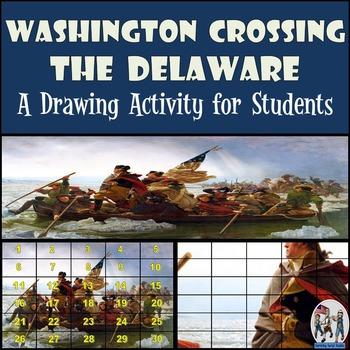 "American Revolution - Recreating the ""Washington Crossing"