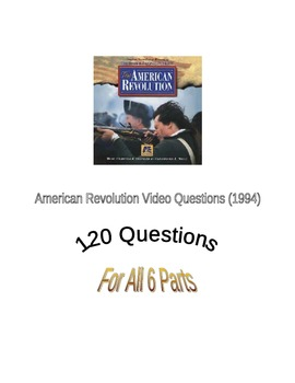 American Revolution Video Questions (1994) History Channel
