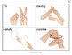 American Sign Language Cards for Requesting