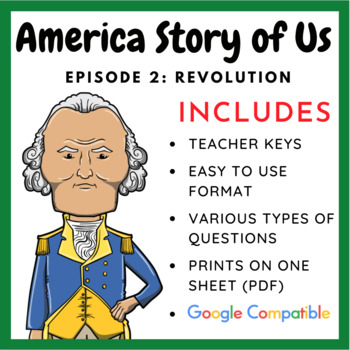 "American Story of Us - ""Revolution"" - Complete Video Guide"