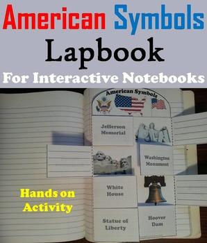 National Symbols Activity: White House, Statue of Liberty etc