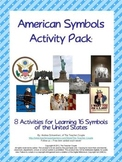American Symbols Activity Pack