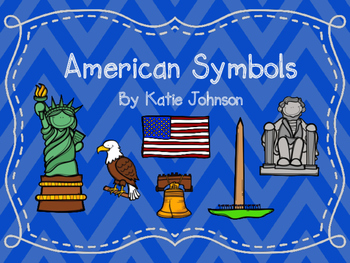 American Symbols Craftivity