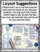 American Symbols Flippy Flaps Interactive Notebook Lapbook