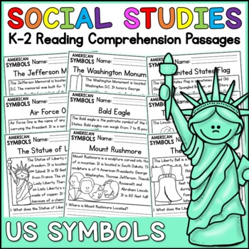 American Symbols Reading Comprehension Passages