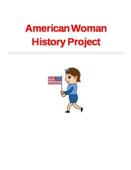 American Woman History Biography Project
