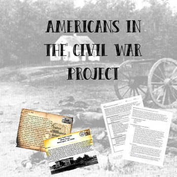 Americans in the Civil War Project