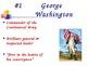 "America's ""Top Ten""- Heroes of the American Revolution"